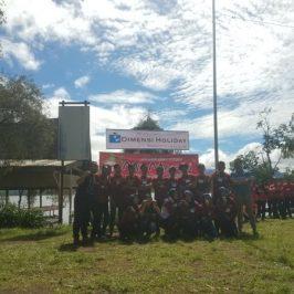Outbound Rafting Palayangan Bandung