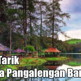 Daya Tarik Wisata Pangalengan Bandung