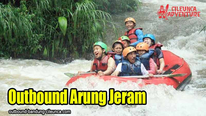 Outbound Arung Jeram