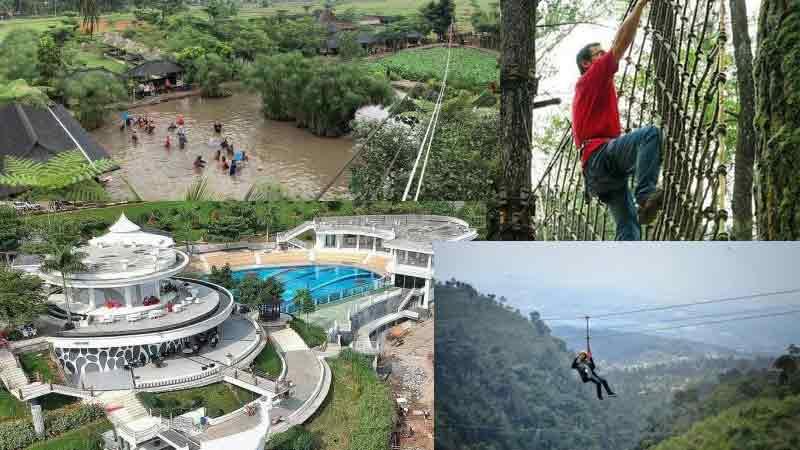 Wisata Outbound di Semarang Seru