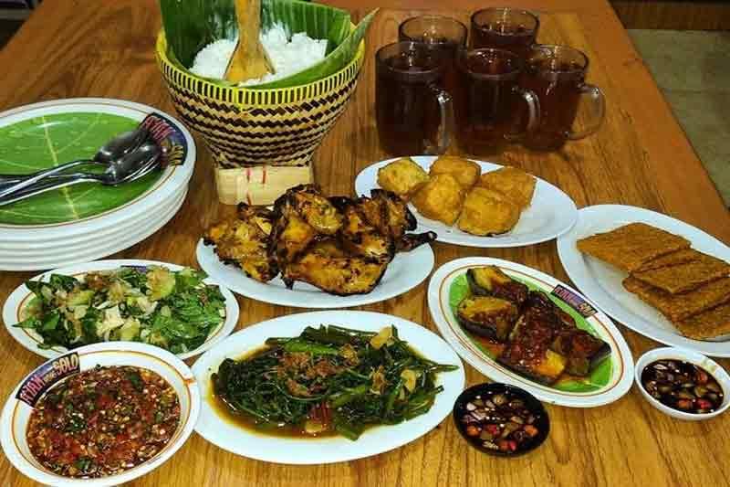 Info Tempat Kuliner Ayam Bakar Di Bandung
