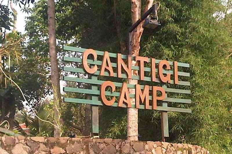 Outbound Anak di Cantigi Camp Bandung