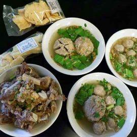 Kuliner Bakso Viral di Bandung